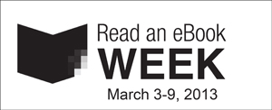 Read an Ebook Week - Sponsored by Smashwords